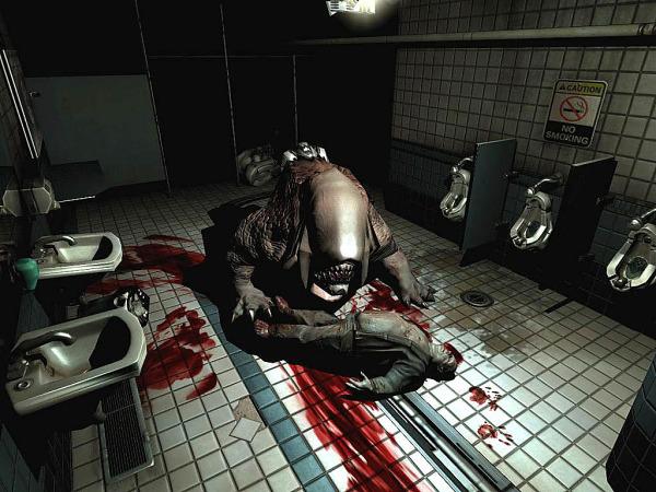 Doom 3 et son éclairage par pixel - reflets spéculaires